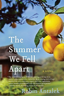 The Summer We Fell Apart Cover Image