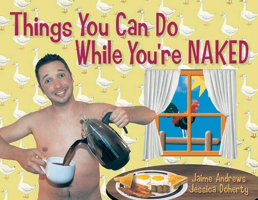 Cover for Things You Can Do While You're Naked