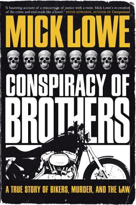 Conspiracy of Brothers Cover
