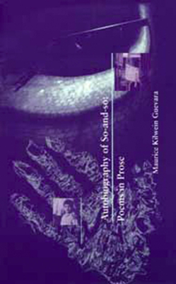 Cover for Autobiography of So-and-So
