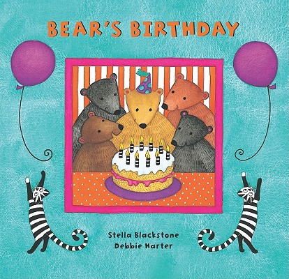 Bear's Birthday Cover