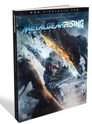 Metal Gear Rising: Revengeance the Complete Official Guide Cover Image