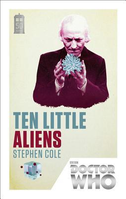 Ten Little Aliens Cover Image