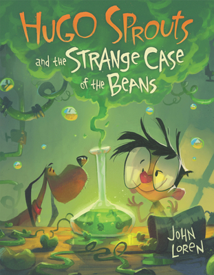 Hugo Sprouts and the Strange Case of the Beans Cover Image