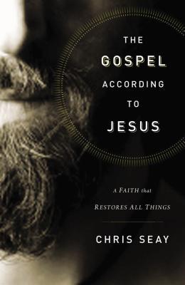 The Gospel According to Jesus Cover