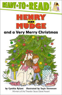 Henry and Mudge and a Very Merry Christmas (Henry & Mudge Books (Simon & Schuster) #25) Cover Image