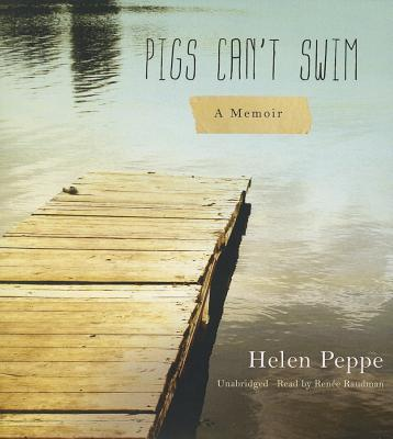 Cover for Pigs Can't Swim
