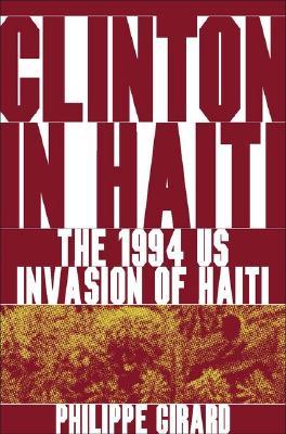 Clinton in Haiti Cover