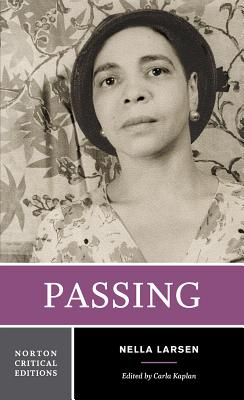 Passing (Norton Critical Editions) Cover Image