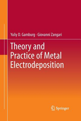 Theory and Practice of Metal Electrodeposition Cover Image