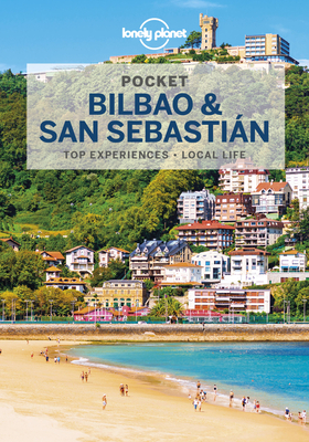 Lonely Planet Pocket Bilbao & San Sebastian Cover Image