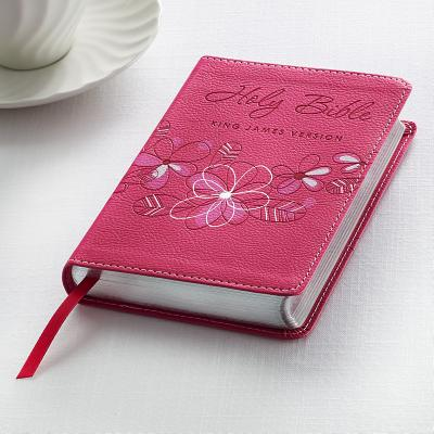 KJV Pocket Edition: Pink Cover Image