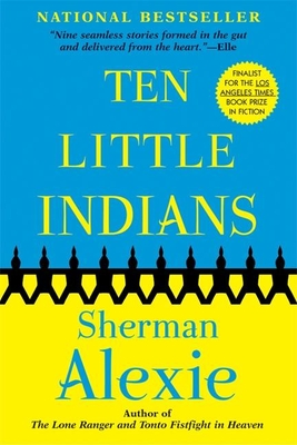 Ten Little Indians Cover Image