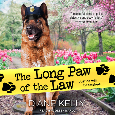 The Long Paw of the Law (Paw Enforcement #7) Cover Image