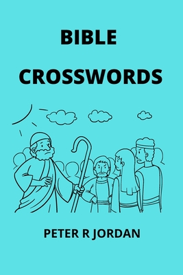 Bible Crosswords Cover Image