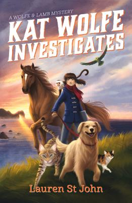 Kat Wolfe Investigates: A Wolfe & Lamb Mystery (Wolfe and Lamb Mysteries #1) Cover Image