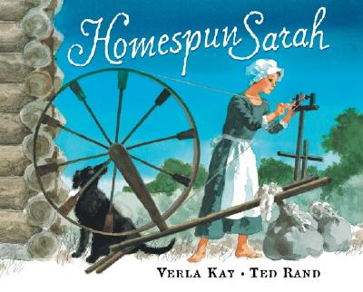 Homespun Sarah Cover