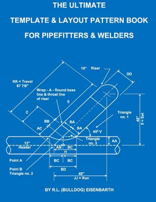 the ultimate template and layout pattern book for pipefitters and welders indieboundorg