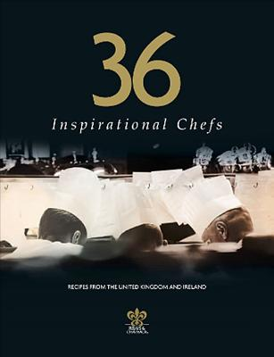 36 Inspirational Chefs Cover