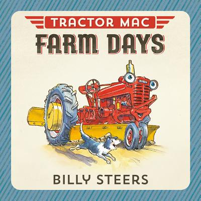 Cover for Tractor Mac Farm Days