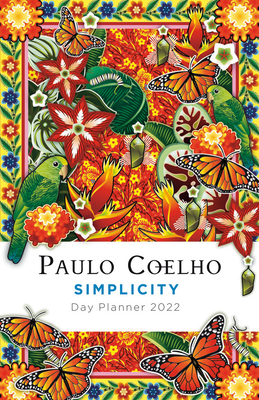 Simplicity: Day Planner 2022 Cover Image