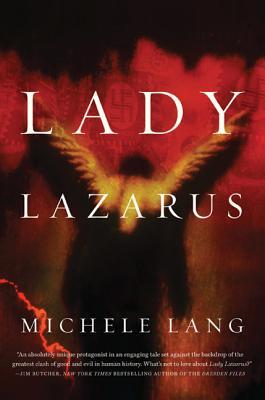 Lady Lazarus Cover