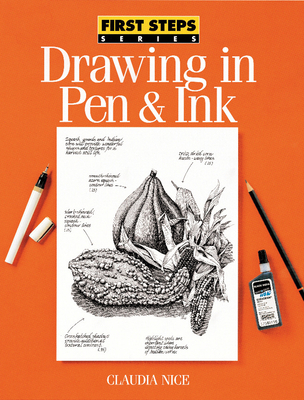 Drawing in Pen & Ink (First Steps) Cover Image