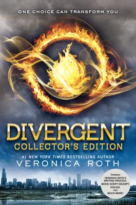 Divergent Collector's Edition (Divergent Series #1) Cover Image