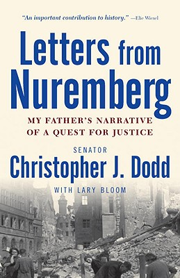 Letters from Nuremberg Cover