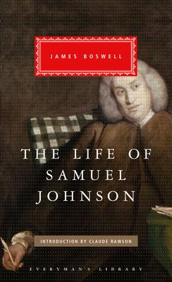 The Life of Samuel Johnson Cover