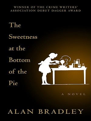 The Sweetness at the Bottom of the Pie (Thorndike Core) Cover Image