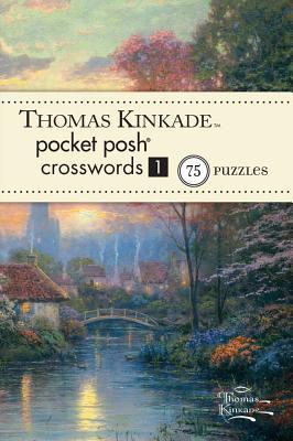 Cover for Thomas Kinkade Pocket Posh Crosswords 1