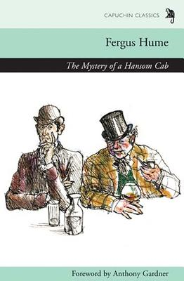The Mystery of a Hansom Cab Cover