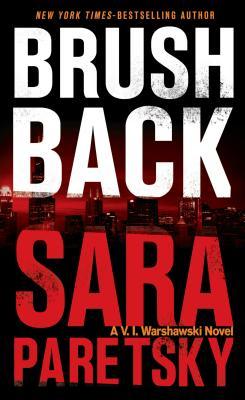 Brush Back (V. I. Warshawski Novel) Cover Image