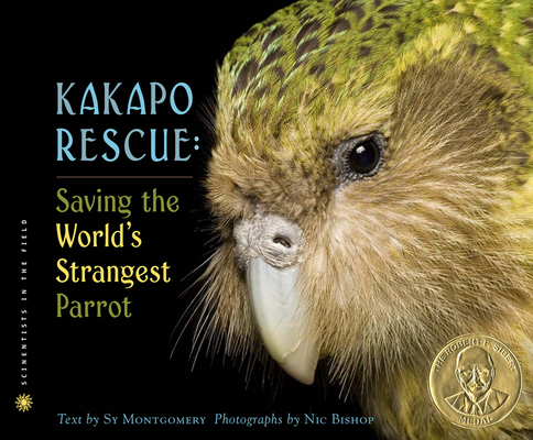 Kakapo Rescue Cover