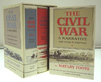 Cover for The Civil War, 3-Volume Box Set