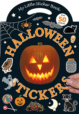 My Little Sticker Book: Halloween Cover Image