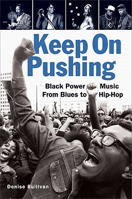Keep on Pushing Cover