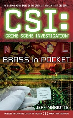 CSI: Crime Scene Investigation: Brass in Pocket Cover Image
