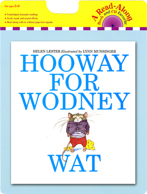 Hooway for Wodney Wat Book and CD [With Book] Cover