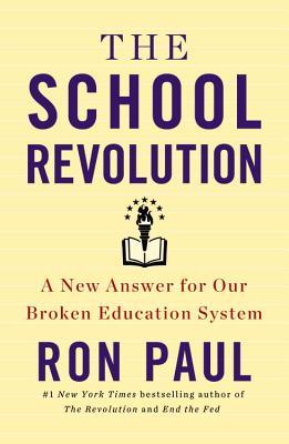 The School Revolution Cover