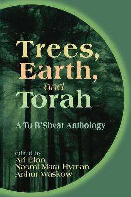 Cover for Trees, Earth, and Torah