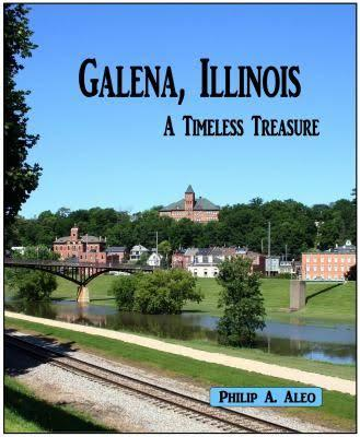 Galena, Illinois A Timeless Treasure Cover Image