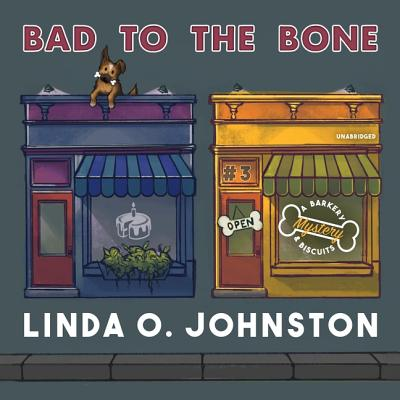 Bad to the Bone: A Barkery & Biscuits Mystery Cover Image