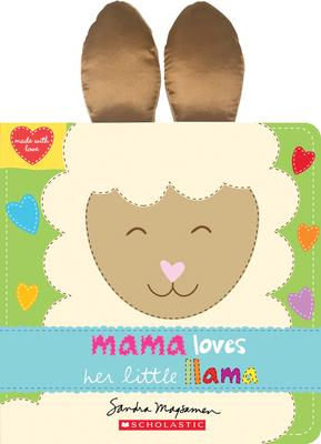 Mama Loves Her Little Llama Cover Image