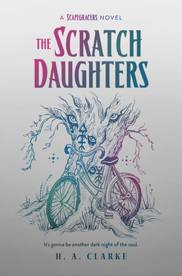 The Scratch Daughters (The Scapegracers #2) Cover Image