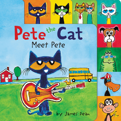 Pete the Cat: Meet Pete Cover Image