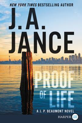Proof of Life: A J. P. Beaumont Novel Cover Image
