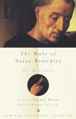 The Rule of Saint Benedict Cover Image