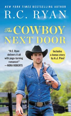 The Cowboy Next Door: Includes a bonus novella (Montana Strong #2) Cover Image